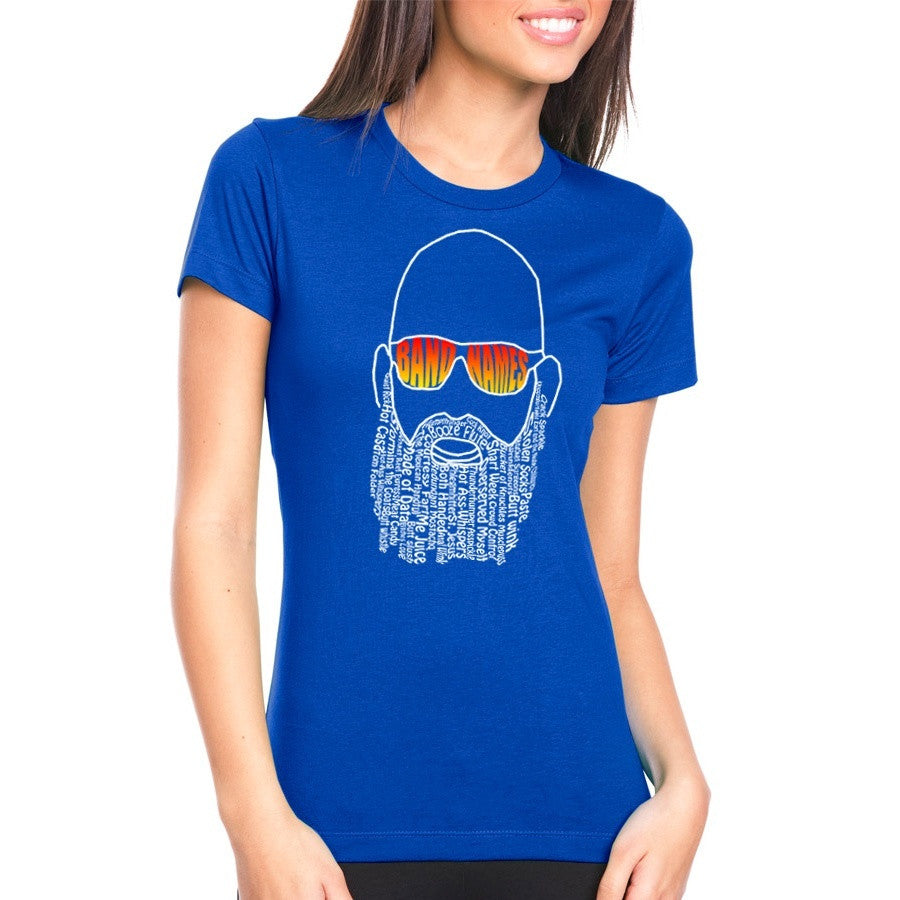 FEMALE CREW-ROYAL BLUE