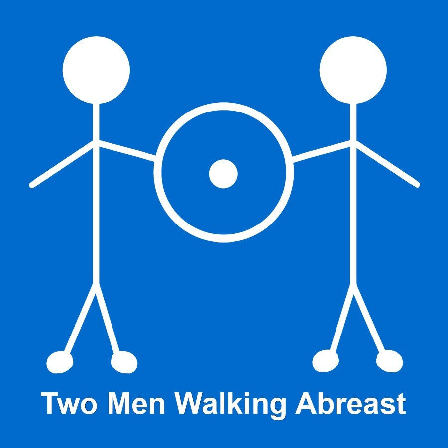 COMEDYWELLDONE - Walking Abreast