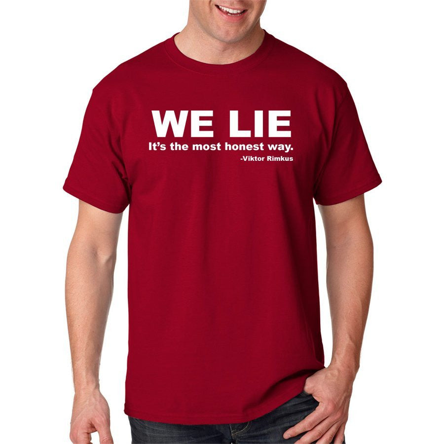 COMEDYWELLDONE - We Lie