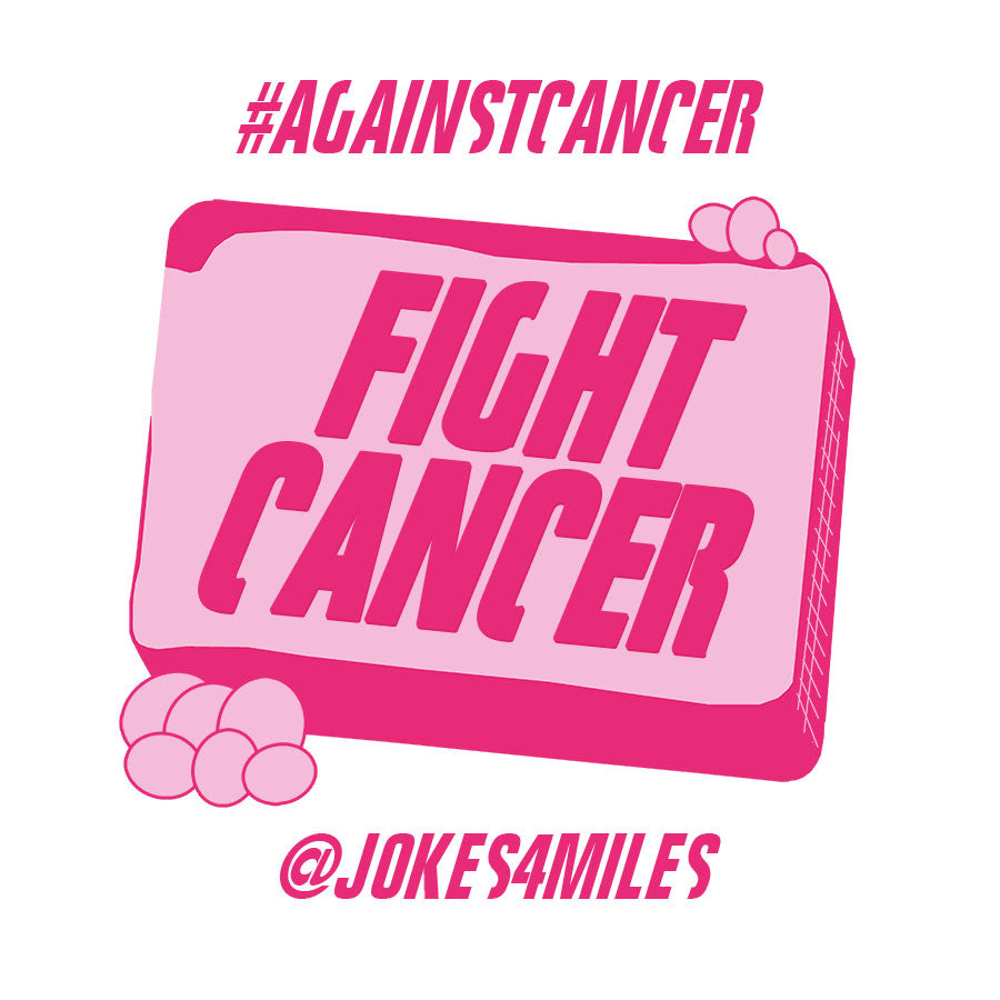 JOKES4MILES - FIGHT CANCER