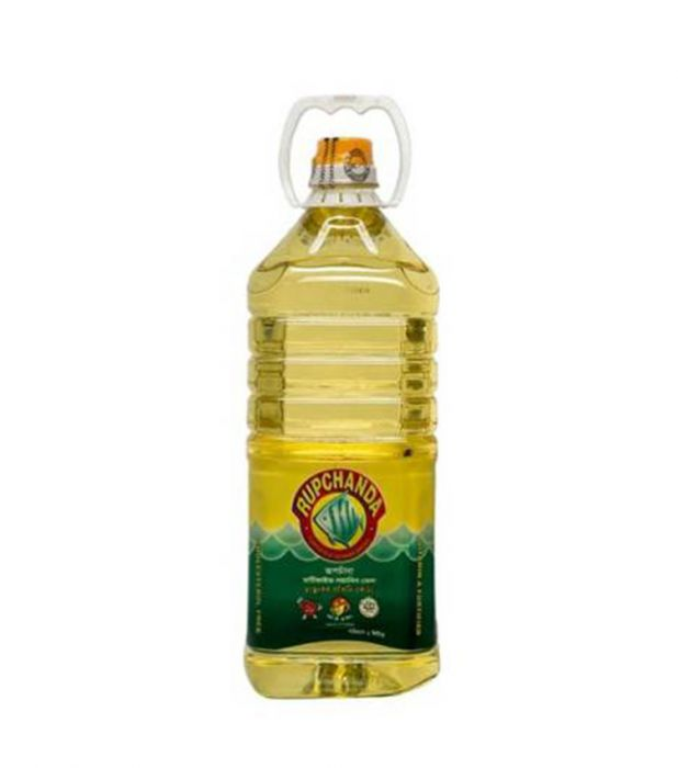 Rupchanda Fortified Soyabean Oil 2 Litre