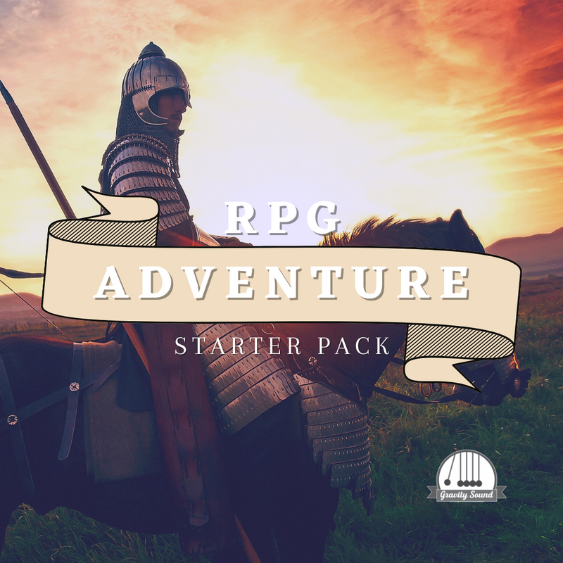 RPG Adventure Starter Pack