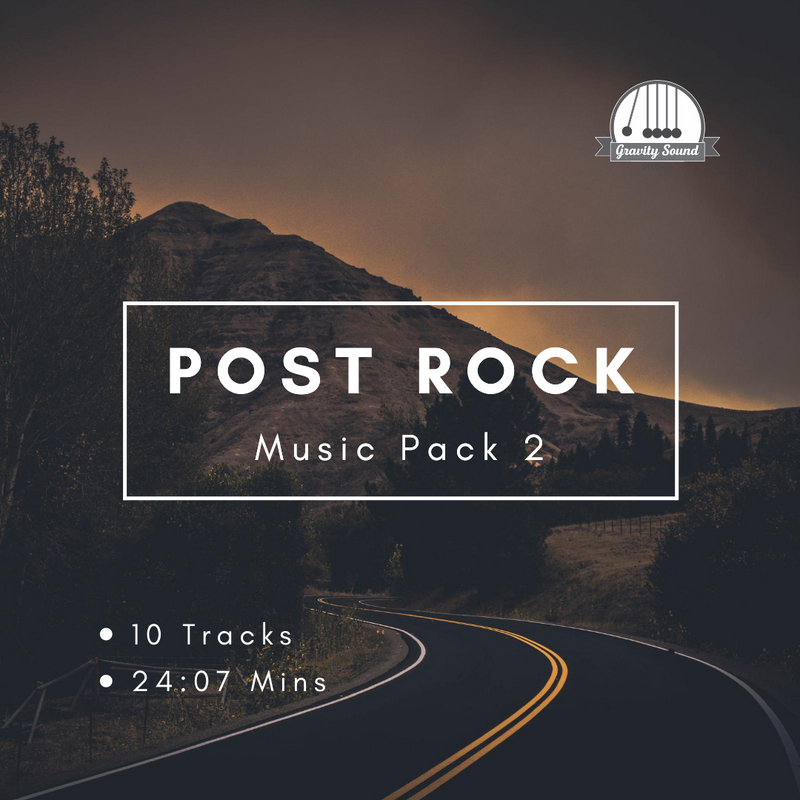 Post Rock Music Pack 2