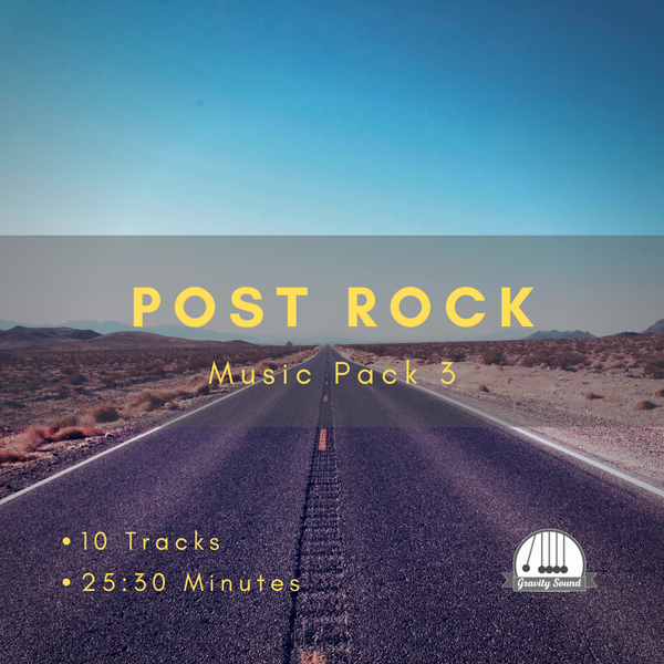 Sand Paper - Post Rock 3
