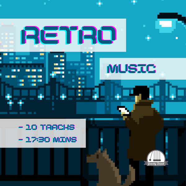 Vertical - Retro Music Pack