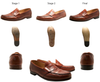 Men's leather Full Sole Replacement