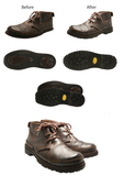 Men's Rubber Full Sole Replacement
