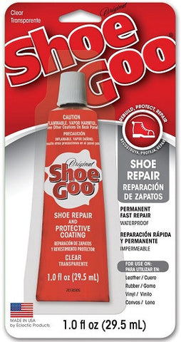 Original Shoe Goo Repair Adhesive (Clear or Black)