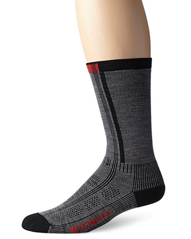 Wigwam Men's Rebel Fusion Crew II Ultimax Hiking Sock