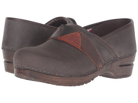 Sanita Women's Original Vermont Oil Leather Clog