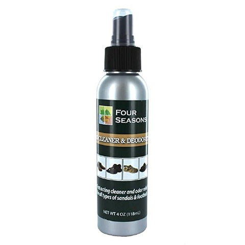 Four Season Sandal Cleaner & Deodorizer 4 Oz