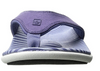 Spenco Women's Yumi Canvas Stripe Flip Flop