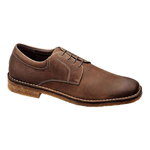 Johnston & Murphy Runnell Lace Tan Mens Casual Shoes