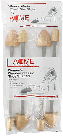Acme Women's Wooden Classic Shoe Shapers
