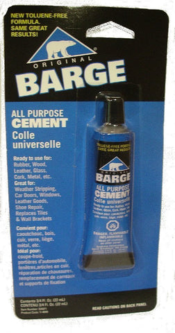 Original Barge All Purpose Cement 3/4 Fl Oz.
