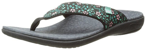 Spenco Women's Yumi Bloom Flip Flop