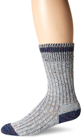 Wigwam Men's Fireside Authentic Classic Retro Fashion Crew Sock