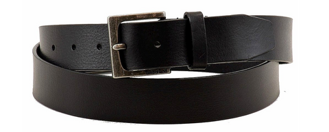 Timberland Men's B75397 Genuine Leather Belt