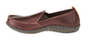 Spenco Siesta Leather Slip-On Shoes