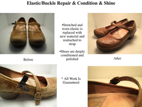 Elastic and Buckle