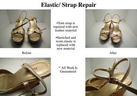 Elastic and Strap