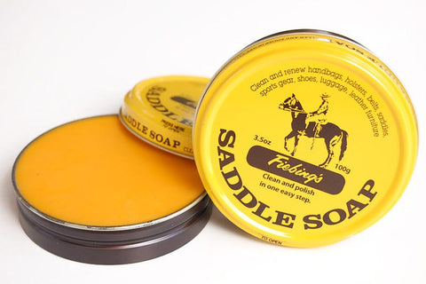 Fiebing's Yellow Saddle Soap 3.5 oz