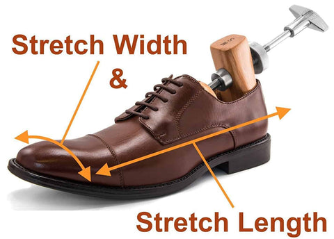 Shoe Stretching for Men
