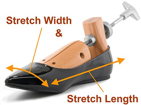Shoe Stretching for Women