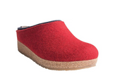 Haflinger Unisex Grizzly Kris Boiled Wool Clog