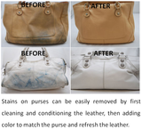 Purse Cleaning