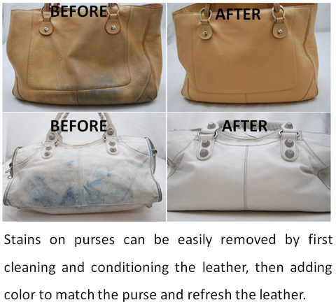 Purse Clean & Refinish