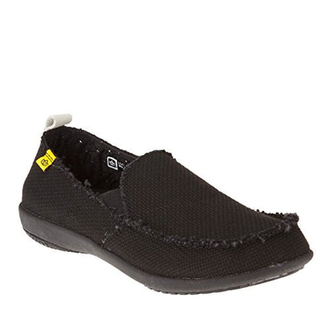 Spenco Men's Siesta Canvas Orthotic Slip-On Shoes