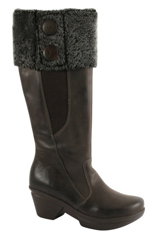 Dark Brown Sale. Sanita Women's Sangria Noelle Boot