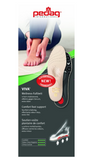 Pedag Viva Orthotic Insole with Semi-Rigid Arch Support