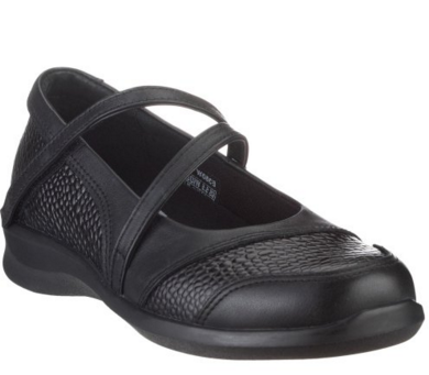 Aetrex Women's E360 Julia X-Wide Mary Jane