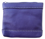 Pielino 9904 Women's Leather Zippered Coin Purse Change Holder