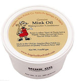 Angelus Mink Oil Waterproofer / Conditioner 3oz