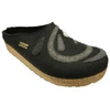 Haflinger Women's Harmony Wool Slipper Clogs