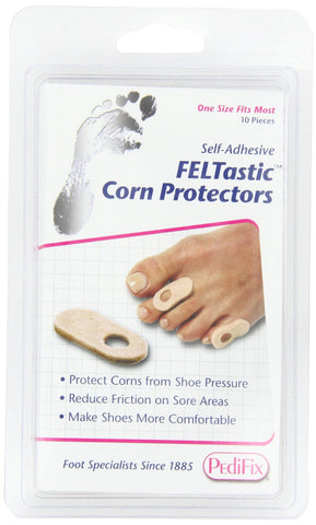 Pedifix Felt Corn Protectors
