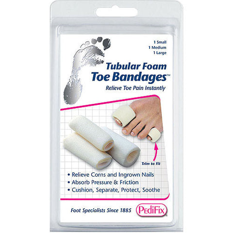 Pedifix Tubular Foam Bandages