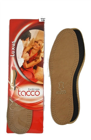 Footcare Tacco Luxus Insoles