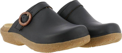 El Naturalista 5701 Women's Wakatiwai Soft Grain Clogs