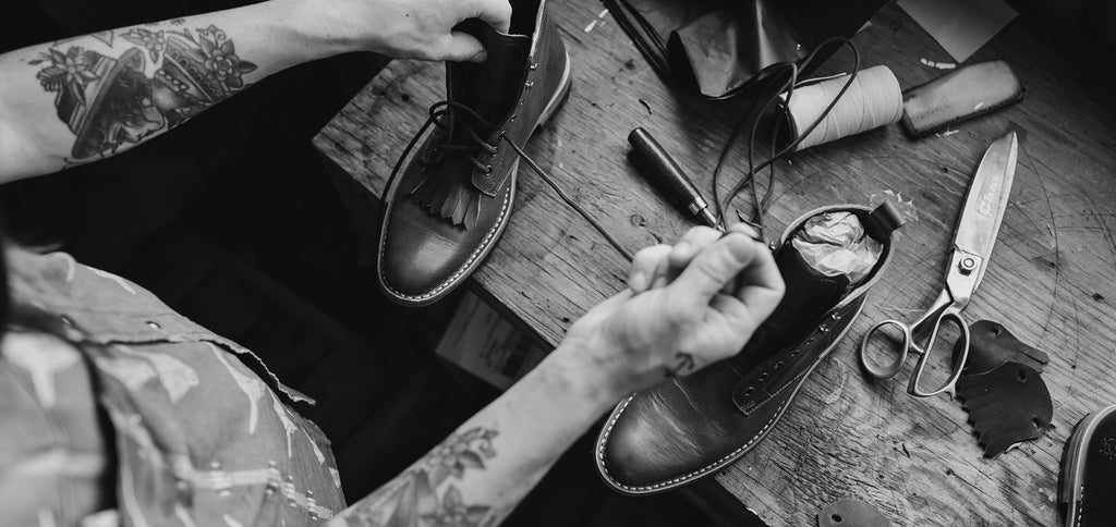 The Making Of - The 1907 Derby Boot