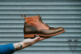 808 Mid-Rise Roper Boot - February 19, 2017 Release