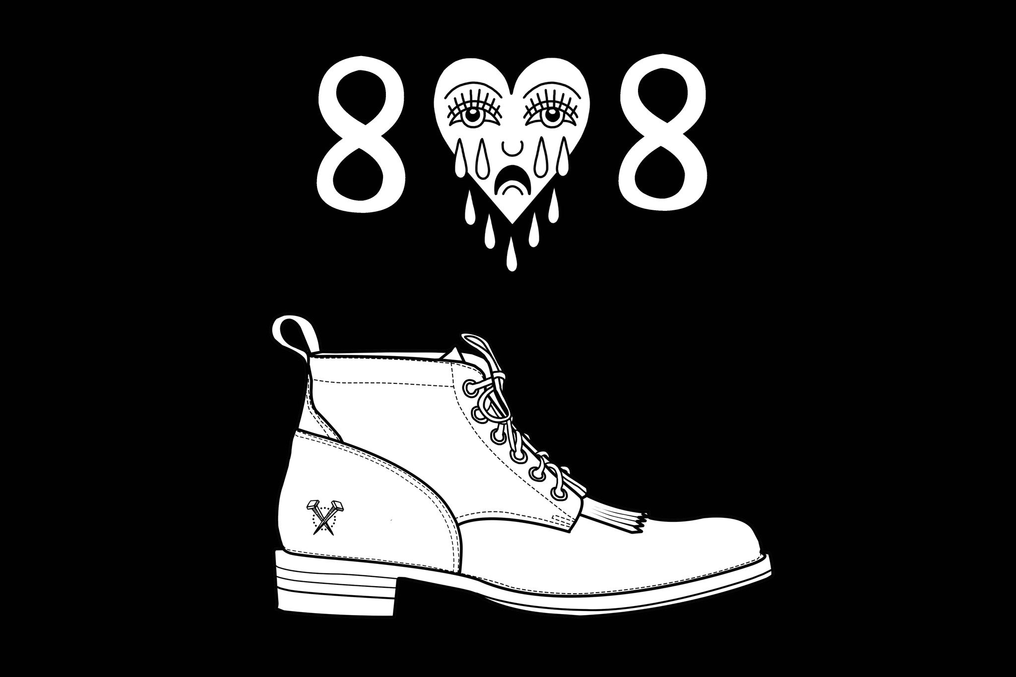 808 D(esert) Mid-Rise Roper Boot - April 29, 2017 Release