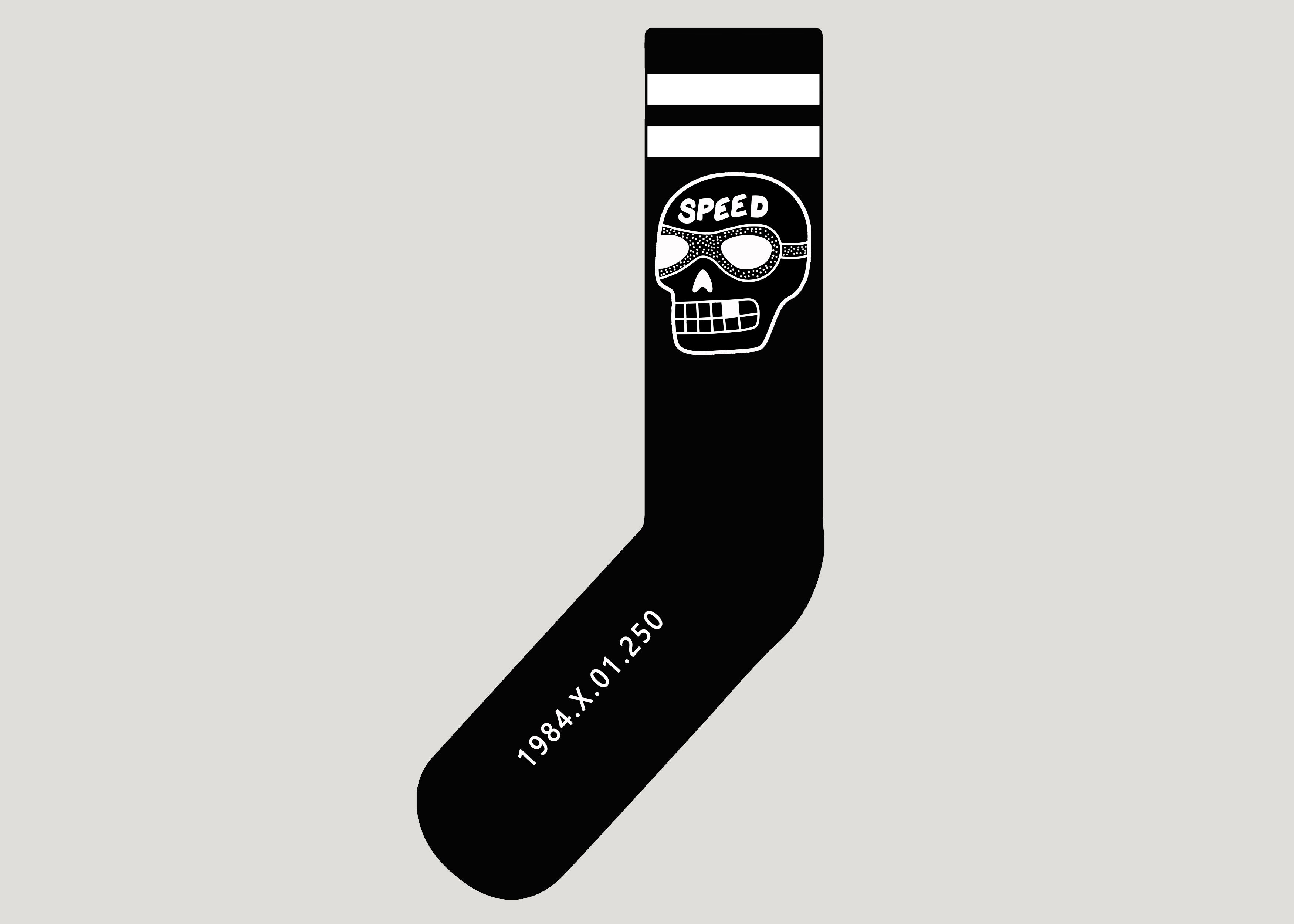AUGUST 2019 Limited Sock Release (08-22-19) - PRESALE
