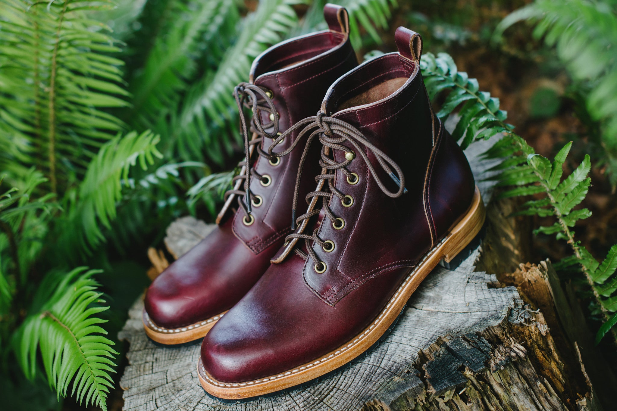 1907 Derby Boot - July 5, 2016 Release