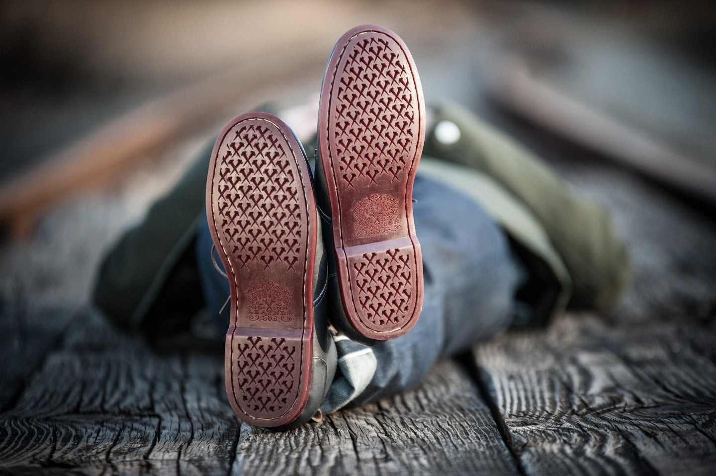 Boat Shoes – Two-Tone
