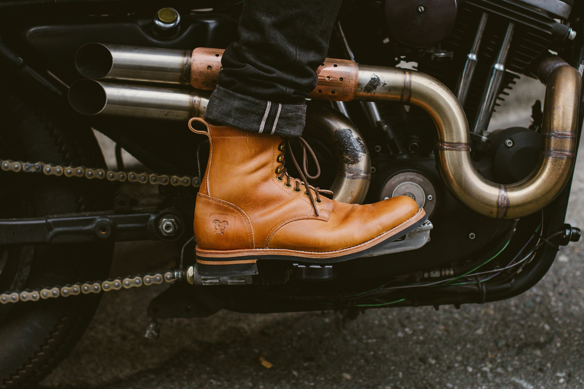 1907A(lpine) Derby Boot - September 22, 2016 Release