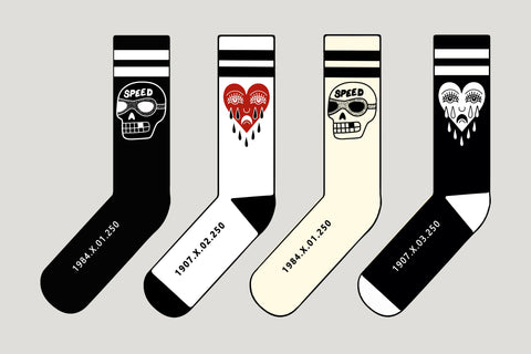 FALL 2019 Limited Sock Release (11-30-19 RESTOCK)